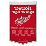 Detroit Red Wings Banner