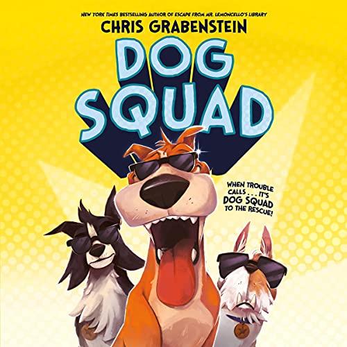 『Dog Squad』のカバーアート