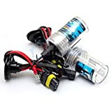 H112,000K Xenon HID lampadine di ricambio per fari 35W–Coppia
