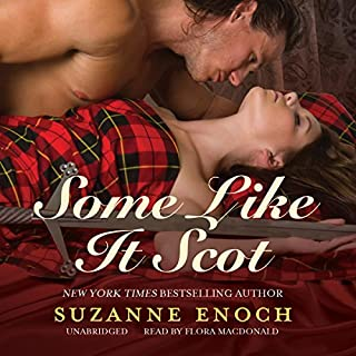 Some Like It Scot audiobook cover art