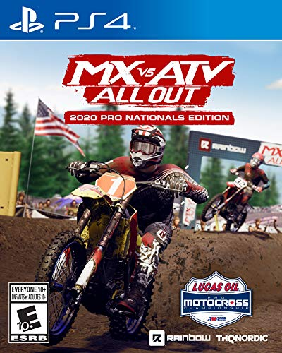 MX vs. ATV All Out 2020 Pro Nationals Edition - Playstation 4 PS4