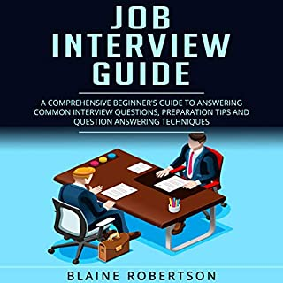 Job Interview Guide audiobook cover art