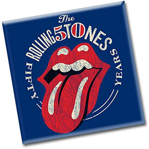 The Rolling Stones - Metall Magnet - 50th Years
