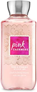 Bath and Body Works Pink Cashmere for Women 10 oz Shower Gel