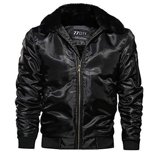 Strungten Herren Herbst Winter Sport Charm Herren Casual Slim Fit Beiläufige Jacke Mantel Military Bekleidung Tactical Oberbekleidung atmungsaktiv Mantel