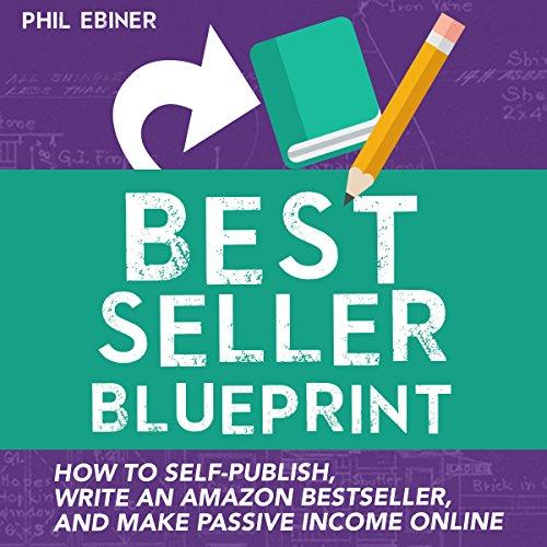Best Seller Blueprint audiobook cover art
