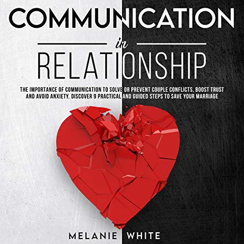 Communication in Relationship  By  cover art