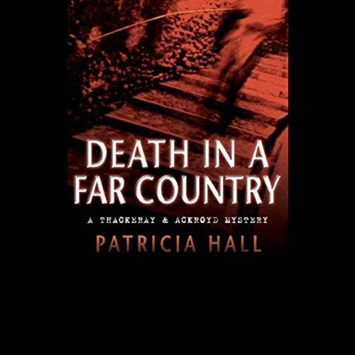 Couverture de Death in a Far Country