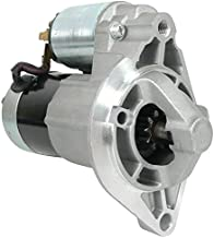 DB Electrical New SMT0361 Starter for 4.0 4.0L Jeep Grand Cherokee TK Series & Wrangler 03 04 05 06 with Manual Transmission / 56041012AE