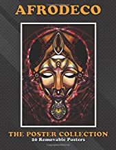 Poster Collection: Afrodeco Afrodeco Is A Unique Line Of Mask Illustrations Each Fashion