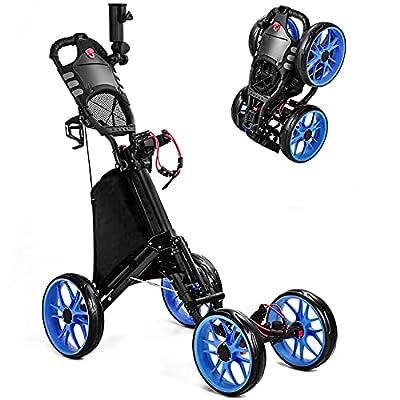 MOLANEPHY Golf Push Cart