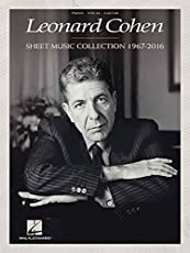 Image of Leonard Cohen Sheet Music. Brand catalog list of Hal Leonard Publishing Co.