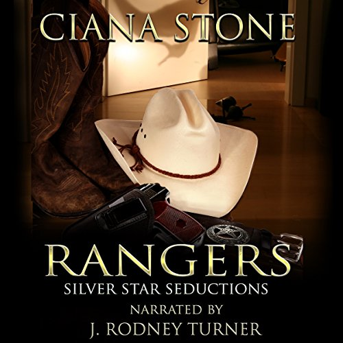 Rangers: Silver-Star Seductions (A Two-Book Set) audiobook cover art