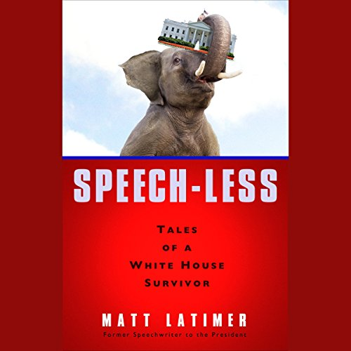 Speech-Less audiobook cover art
