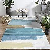 WSYK Home Moderne Designer-Teppiche Teppiche Im Geometrischen Stil Grenzenlose Teppiche Modernes Design Perfekt Für Jeden Boden,014,200 * 300cm