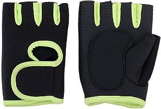 Unisex Gym Gloves Anti Skid Fitness Half Finger Sports Gloves