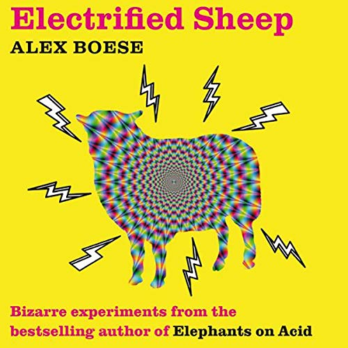 Electrified Sheep audiobook cover art