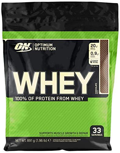 Optimum Nutrition ON Whey Proteina Isolate, Proteinas Whey