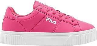 Fila Women's Panache Sneaker, Pink/White/White, 6