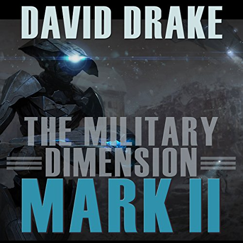 The Military Dimension: Mark II audiobook cover art