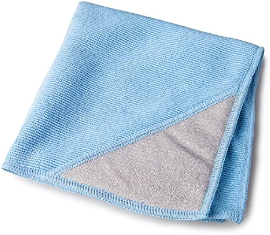 Norwex Antibacterial Enviro Cloth With Scrubby Corner Cloth In Blue