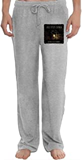 Hefeihe Decyfer Down Other Side of Darkness Men's Sweatpants Lightweight Jog Sports Casual Trousers Running Training Pants