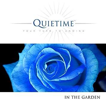 Quietime In The Garden