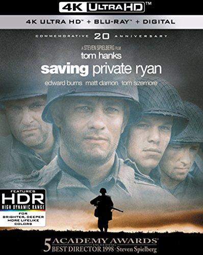 Saving Private Ryan (20Th Anniversary - 4K Uhd/Bd/Digital)