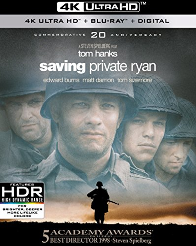 Saving Private Ryan [Blu-ray]