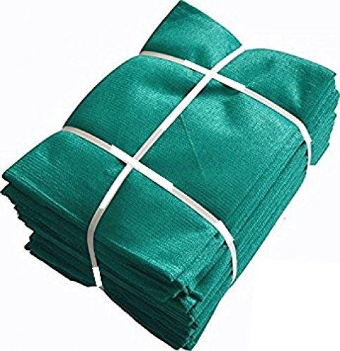 """Shade Net Garden 10 Ft - 16 Ft Garden Netting Green House Agro Uv Stavibilized 50% - 15 Square Meter (3Mtr €"""" 5 Mtr)"""