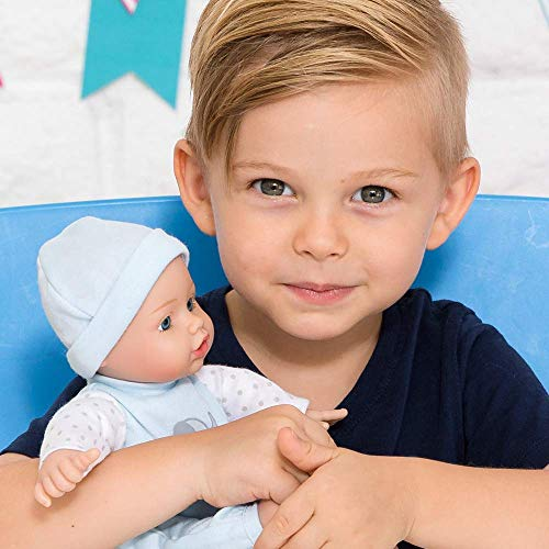 Adora Sweet Baby Boy Peanut - Machine Washable Baby Doll Age 1+ (Amazon Exclusive)