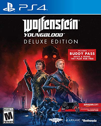 Wolfenstein. Youngblood for Playstation 4 Deluxe Edition [Usa]