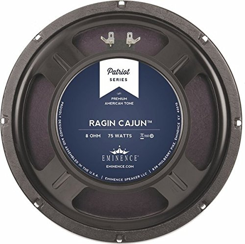 "2. Eminence Ragin Cajun Patriot Series - 10"", 75 Watt"