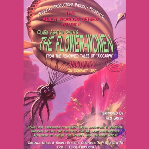 The Flower Women audiobook cover art