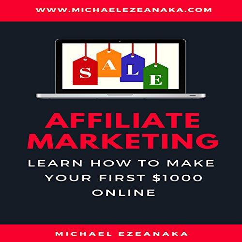 Affiliate Marketing audiobook cover art