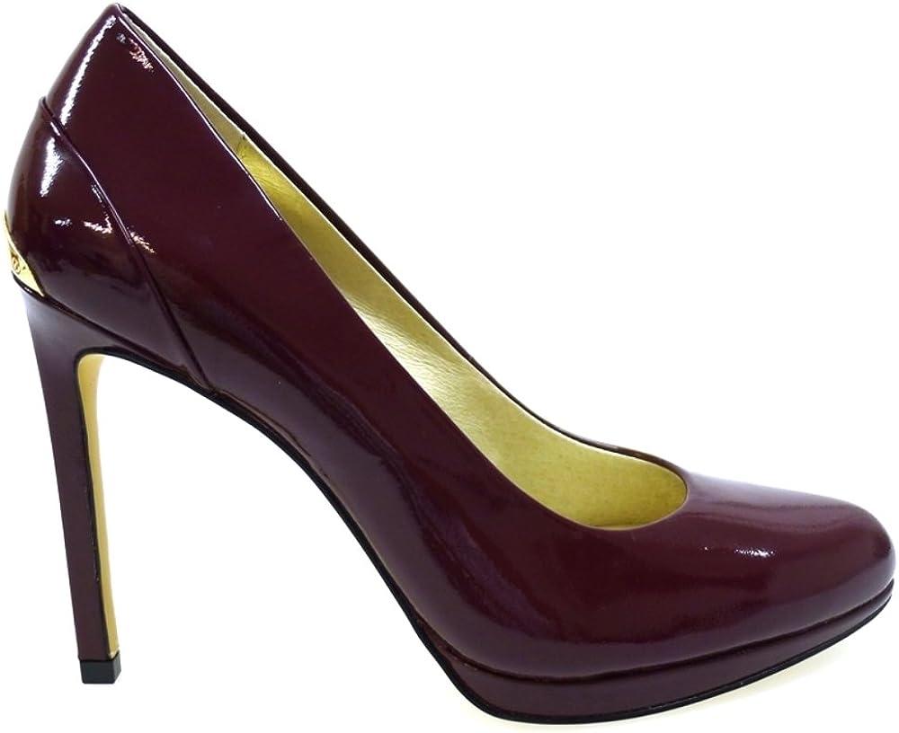 Michael kors,decolleté ,scarpe con il tacco per donna,in pelle Yasmin