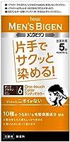 メンズビゲン ワンタッチカラー 6ダークブラウン 1剤40g+2剤40g [医薬部外品]×4個