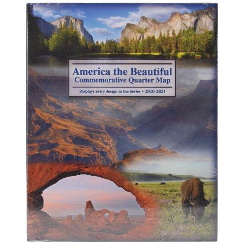 Littleton America The Beautiful Commemorative Quarter Map