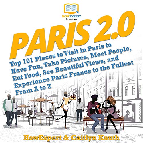 Paris 2.0 audiobook cover art