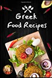 Greek Food Recipes blank custom cookbook Journal Notebook / Journal Logbook 6x9 with 120 Pages  Cookbooks, Food: Greek Cooking, Food  Chefs Write Recipe lover custom recipes perfect gift Blank recipes cookbook