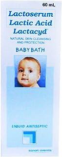 LACTOSERUM LACTIC ACID LACTACYD BABY BATH 60ML
