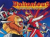 Daltanious, il robot del futuro