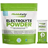 PickleLyte Electrolyte Powder Drink Mix, Stop Muscle Cramps, Keto Friendly Vitamins of Pickle Juice But Not The Taste, Low Carb Hydration Powder Supplement, Vegan, Prebiotic, Sweet and Zesty