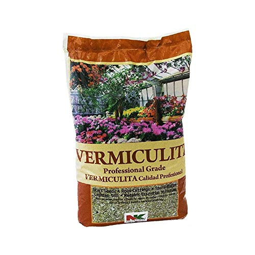 8QT Professional Grade Vermiculite by Plantation Products
