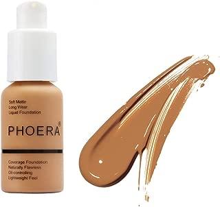 Best phoera soft matte long wear foundation Reviews