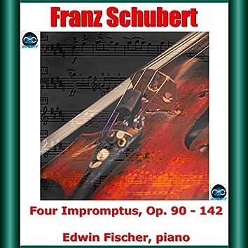 Schubert: Four Impromptus, Op. 90 - 142