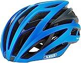 ABUS Tec-Tical 2.1 Fahrradhelm, Unisex Adulto, Steel Blue, S