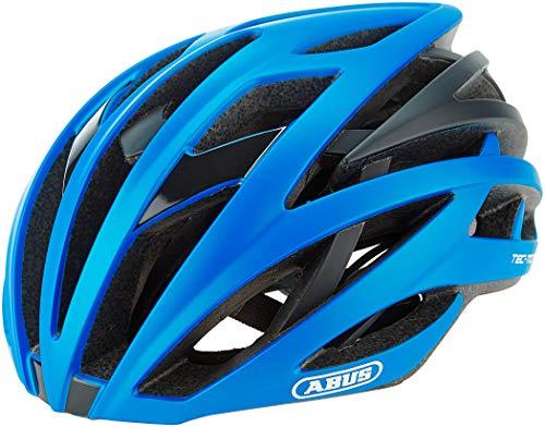 ABUS Tec-Tical 2.1, Casco da Bicicletta. Unisex-Adulto, Blu (Steel Blue), S