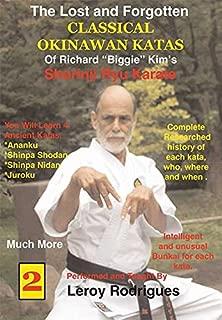 Lost and Forgotten Katas of Richard Biggie Kim's Shorinji Ryu Karate #2