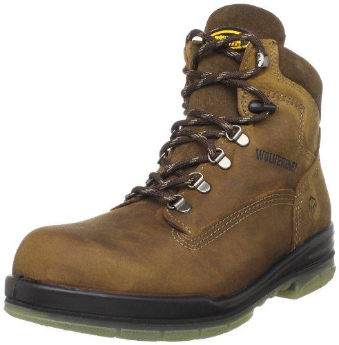 Wolverine Men's W03226 Durashock Boot, Stone, 9.5 M US